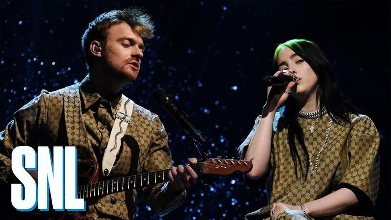 Billie Eilish I Love You (Live) - SNL