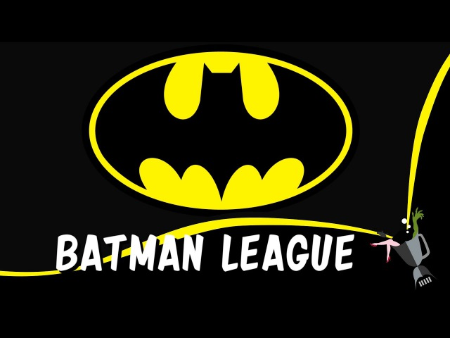 Batman League All Batmen Mashup