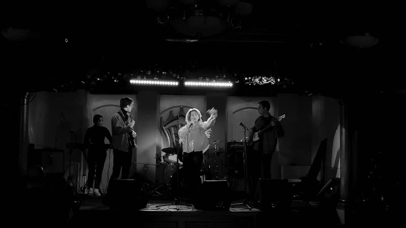 Depeche Mode Personal Jesus cover Таня Смирнягина и резиденты EverJazz