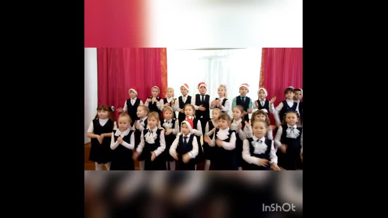 1 класс битва хоров