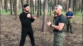 Тактика ближнего боя (учебные комбинации)