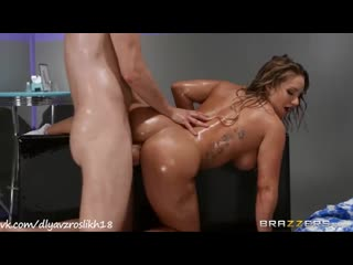 Cali carter & marcus dupree brazzers series yes, in front of my salad (2020) [trailer, anal, blowjob, squrt, big ass]