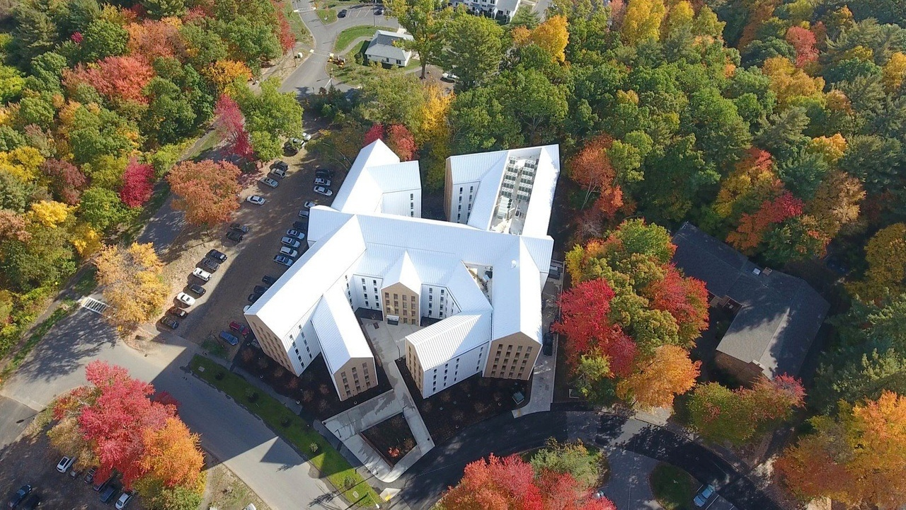 Olympia Place | Holst Architecture   DiMella Shaffer | Amherst, MA, United States