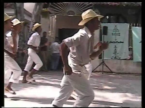 Conjunto Folklorico Nacional de Cuba Chancleta