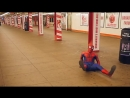 Amazing Spider-Man- Break Dance! - Flips, Spins Tricks!