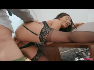 Aaliyah Hadid [All Sex, Hardcore, Blowjob, Anal, Lingerie]