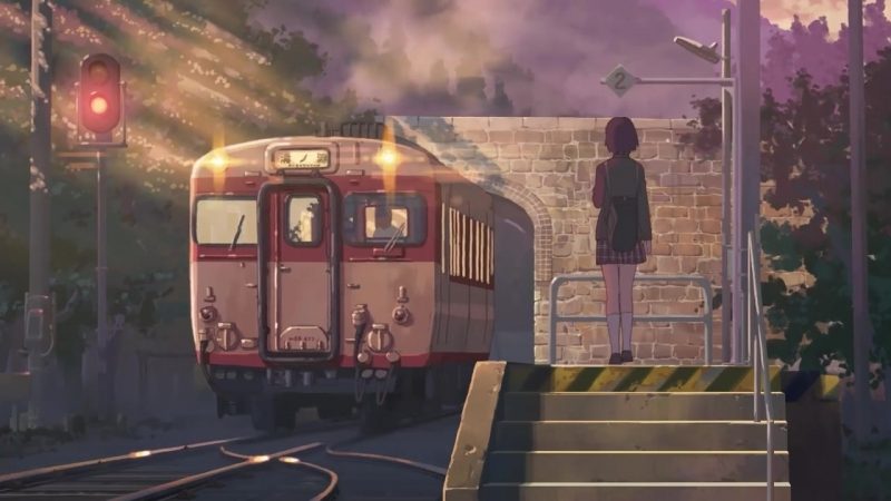 Taisei Corporation рекламный ролик Реж Макото Синкай