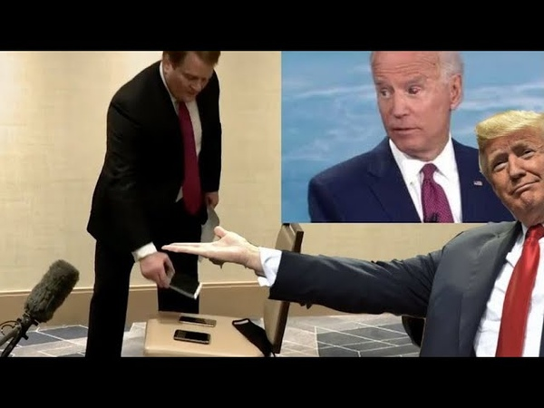 THESE 3 PHONES NOW PROVE JOE IS A FOREIGN AGENT THE LAPTOP IS LEGIT BANNON FRANK LUNTZ DEBATE
