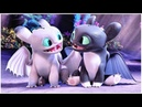 HOW TO TRAIN YOUR DRAGON 'HOMECOMING' Promo Pics (NEW 2019)| Dreamworks Holiday Special Animation HD