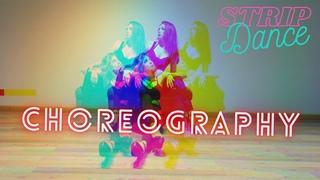 STRIP DANCE   Put it on Me   CHOREOGRAPHY