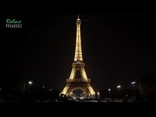 Weekend in Paris - Relaxing Piano  Sax Jazz Music - Night Romantic JAZZ Music_720pFHR