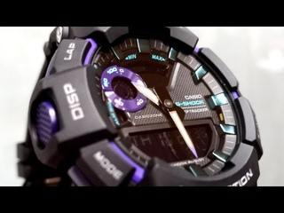 Casio G-Shock GBA-900-1A6 Bluetooth smart watch 2021