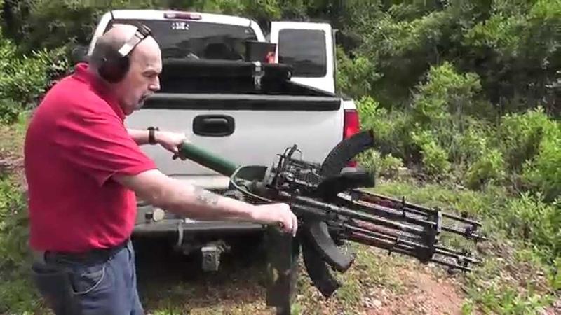 SCRC Gatling Sort Of Gun mini video 4