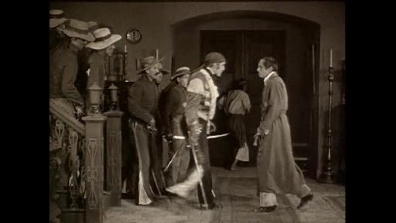 Знак Зорро The Mark of Zorro 1920 Фред Нибло