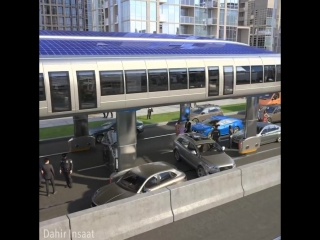 Общественный транспорт будущего