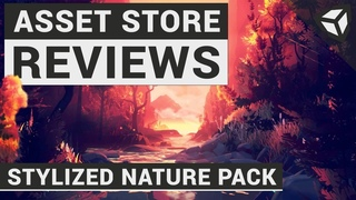 Asset Review: Stylized Nature Pack | Unity 3D