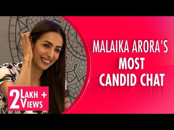 Malaika Arora Opens Up On Her Divorce With Arbaaz Khan | Malaika Aroras Yoga Tips