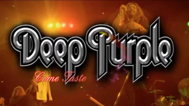 Deep Purple Come Taste the Band Tour 1975 1976