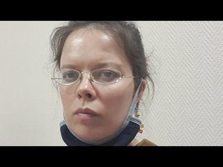 Суд по делам Дмитрия Баирова и Зуртана Халтарова, защитник Надежда Низовкина
