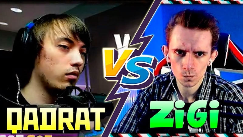 QadRaT против Zigi_Hate - PvP Стрельбище Апекс - Ведомый, R99, Флэтлайн - Apex Legends Стрим 61