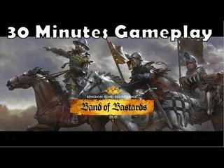 Kingdom Come Deliverance Band of Bastards First 30+ Minutes of Dev Gameplay