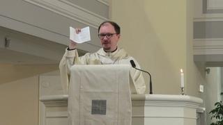 Проповедь на первое воскресенье после Пасхи ()