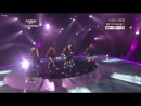 5Dolls feat T ara Your Words Remix Music Bank 18 March 2011