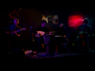 AVA ethno fusion band Jimi blues cafe