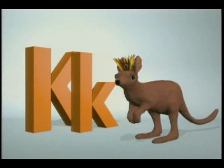 Гениальный ребёнок , Английский алфавит