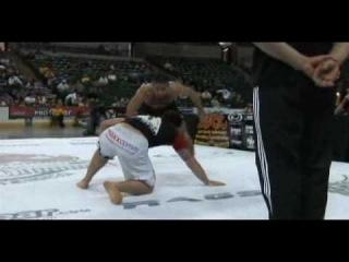 Tarsis Humphreys vs. David Avellan (1 of 3)