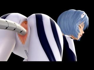 3D Hentai Video 'Rei' (18+)