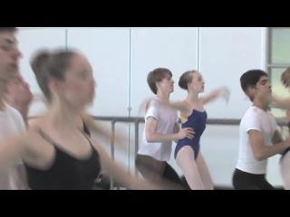 PNB's Summer Course-Pas de Deux