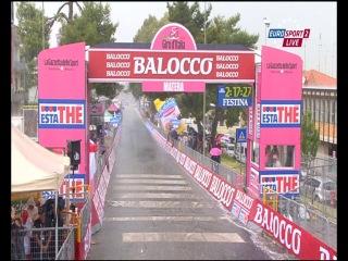 Потоп на финише 5 этапа Джиро дИталия 2013 www.worldvelosport.com
