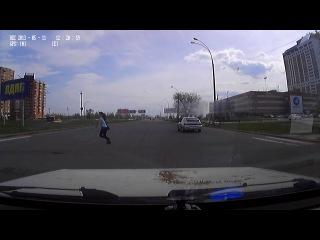"""Авито АВТО. """"Быстрый пешеход - живой пешеход"""""""