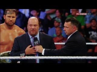 ◄[WWF]Friday Night Smackdown #21. 13/09/2013►