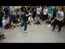 RIGHT DANCE STATION BATTLE 2012 house 1/2 final