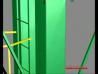 Ленточный транспортер малогабаритный замок зажигания транспортер т3