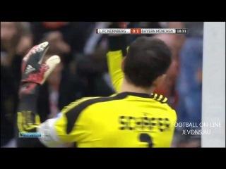 Нюрнберг 0:2 Бавария