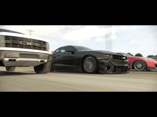 The Crew - E3 2013 - Announcement Trailer UK