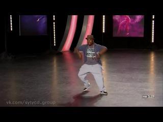 Sytycd 10 - vegas week - «dance for your life» (jade zuberi)