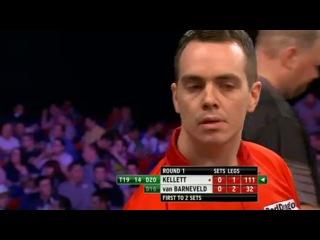 Raymond van Barneveld vs Stuart Kellett (World Grand Prix 2013 / Round 1)