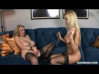 Katie Kox - Katie Kox Barbi Sinclair - Double Trouble