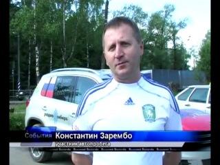 Президент Радио Сибирь Константин Зарембо стал героем новостного сюжета на телевидении Волочка