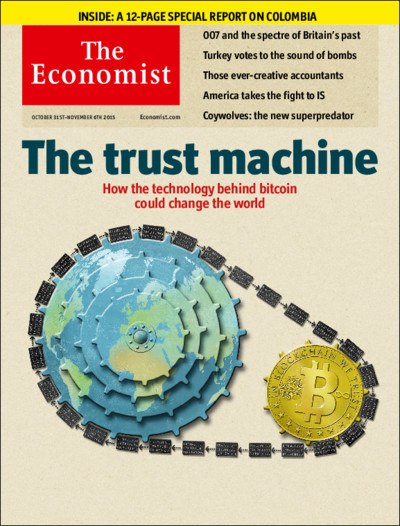 The Economist - Audio Edition (31 October - 6 November 2015)