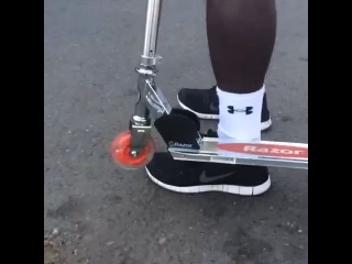 jerry purpdrank | the worse pain in the world is when a scooter karate chops your ankle... w/ danampaikid