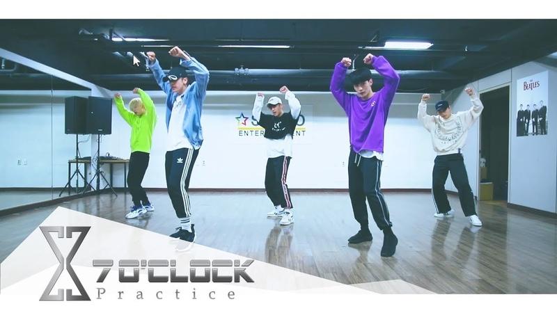 [세븐어클락(SEVENOCLOCK)] Dance Clip_1 BIGBANG(빅뱅)-거짓말,2PM-AgainAgain,HIGHLIGHT(하이라이트)-Shock