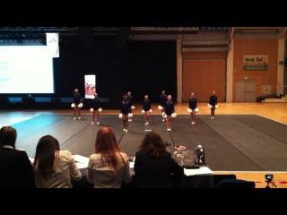 Sirens Junior Elite NM 2012