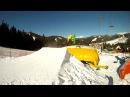 Snowboard trick - fs cork 540