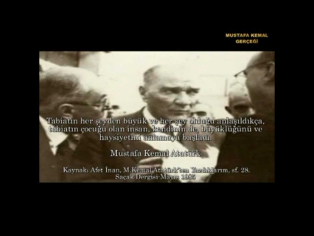 Atatürk Müslüman Değildi işte delilleri Silinmeden izleyin