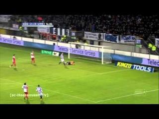 Херенвен - Утрехт (2:0)